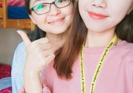 SHMS 입학 전 영어 보강, 필리핀에서 하고 있습니다~!