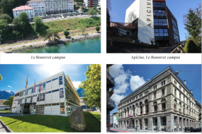 스위스 세자르리츠 학사 2021년 커리큘럼
